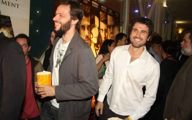 Heitor Martinez e Eriberto Leão
