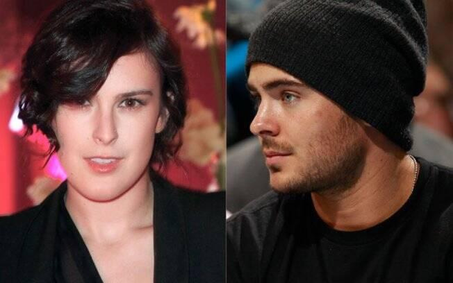 Rumer Willis e Zac Efron: a filha de Demi e Bruce está com o astro da Disney?