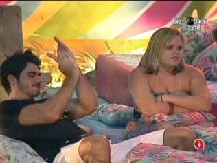 Paulinha para Rodrigão: