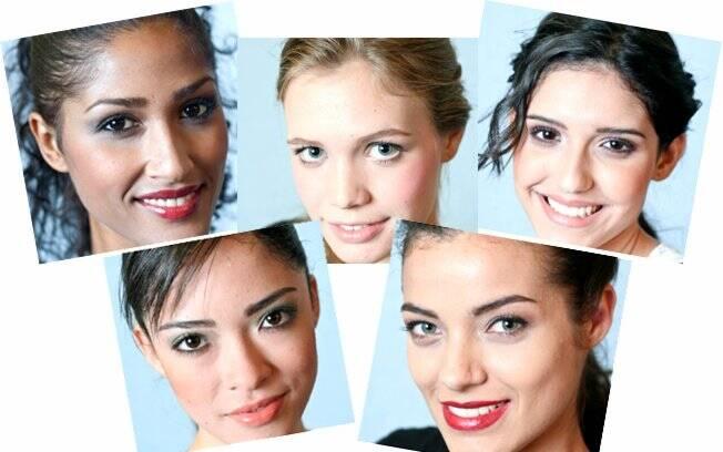 Clique no tom da sua pele e descubra quais cores de maquiagem são as mais apropriadas