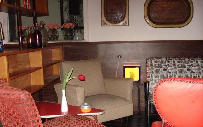 O Miam Miam foi instalado na antiga casa da avó da chef