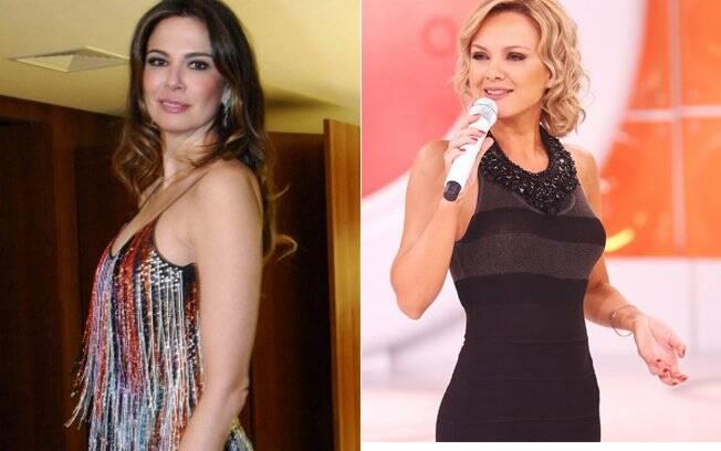 Luciana Gimenez x Eliana