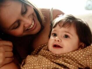 Maíra Habimorad queria que sua filha Stella tivesse atenção exclusiva desde o começo