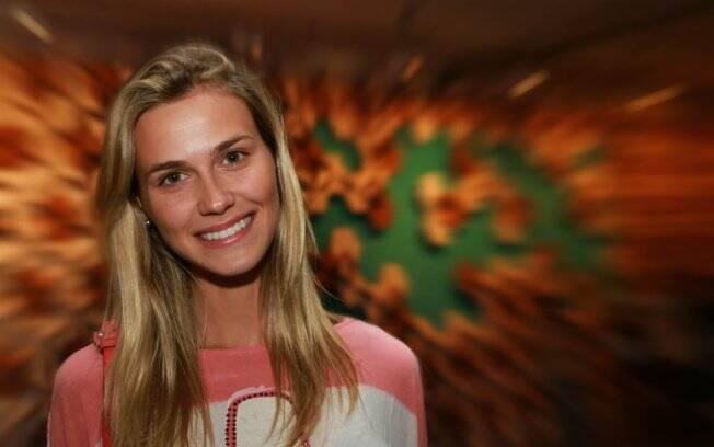Renata Kuerten quer ser apresentadora de TV