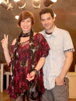 Bruno Garcia e Maria Paula visitam Festival do Audiovisual em Pernambuco