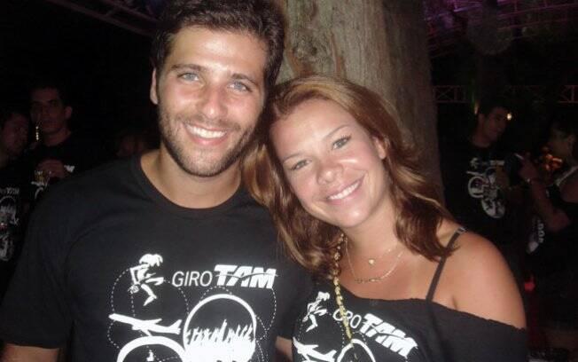 Bruno Gagliasso e Fernanda Souza