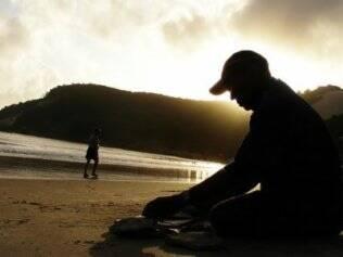 O amanhecer na Praia de Ponta Negra é destaque no roteiro de Natal