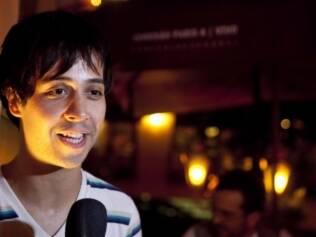 Arlindo Lopes fala sobre parceria com Glória Menezes