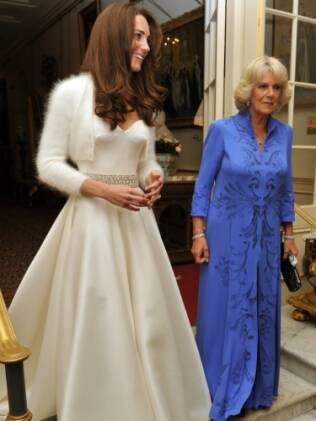 Do lar: a duquesa busca inspiração em Camila Parker Bowles