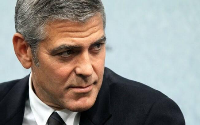 George Clooney: perfume próprio não deve sair tão cedo