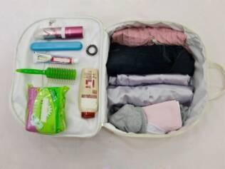 Mala de maternidade: não esqueça a maquiagem