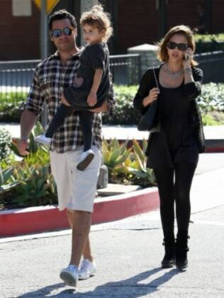 Jessica Alba está grávida!