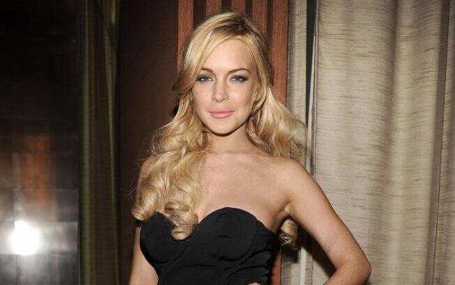 Lindsay Lohan: estrela de filme sobre celebridades fugitivas