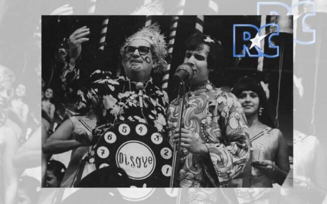 Alô, alô, Terezinha: Roberto Carlos participa do programa do Chacrinha em 1969