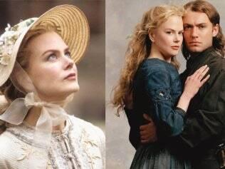 Nicole Kidman e Jude Law em
