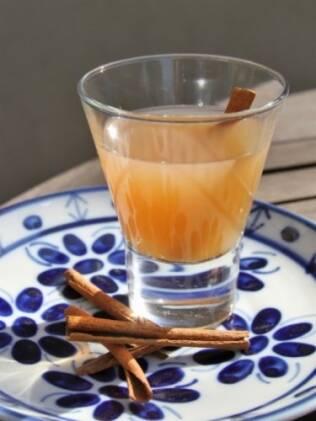 O quentão é tradicional, o copo nem tanto
