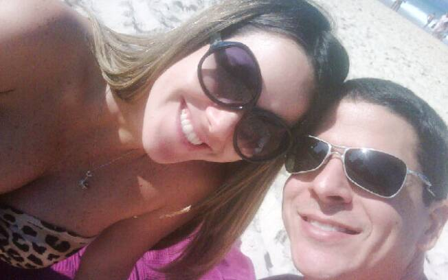 Fernanda Pontes e Diogo Boni