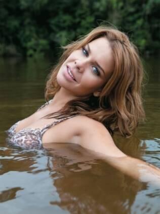 Fernanda Souza na VIP de janeiro