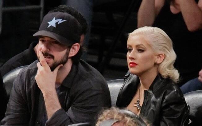 Jordan Bratman e Christina Aguilera: divórcio avançando