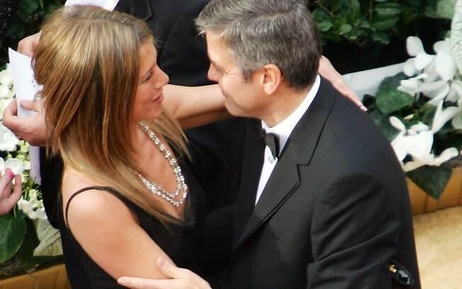 Jennifer Aniston e George Clooney: casal perfeito