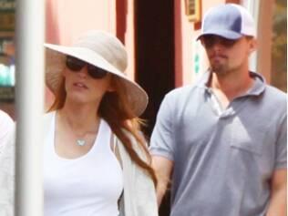 Leonardo DiCaprio e Blake Lively juntos também em Portofino