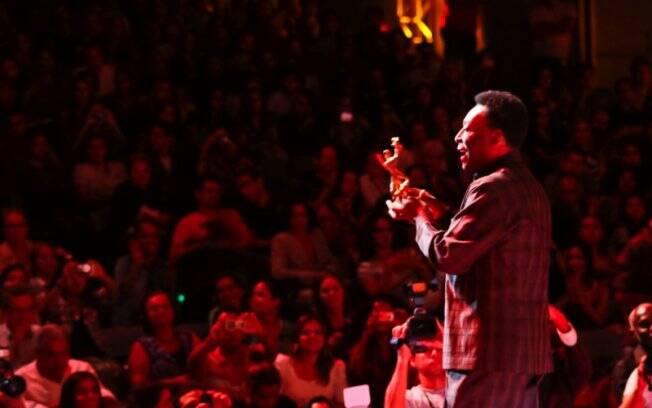 Pelé recebe homenagem em festival de cinema
