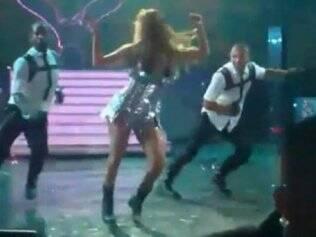 Jennifer Lopez faz show privé na Ucrânia