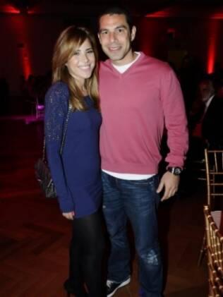 Wanessa e o marido, Marcus Buaiz