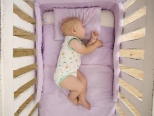 O sono é essencial para o desenvolvimento de órgãos, músculos e ossos da criança