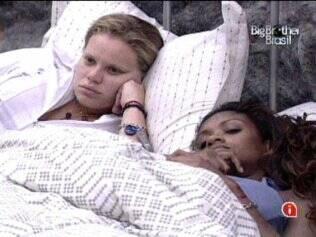 Sisters analisam Cris, Rodrigão e Lucival malhando