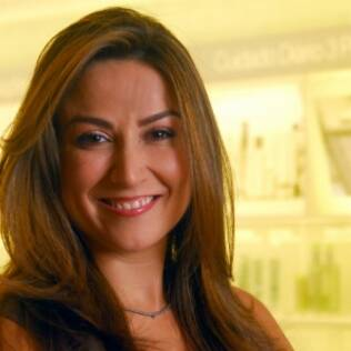 Miriam Olivera, vice-presidente da Clinique para América Latina