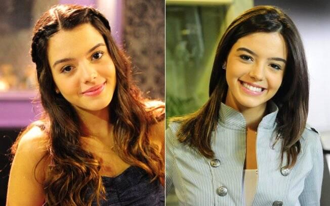 O antes e depois de Cecília