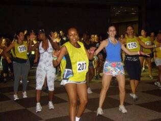 Na feira Fitness, professores foram capacitados em Zumba, modalidade que deve ganhar as academias