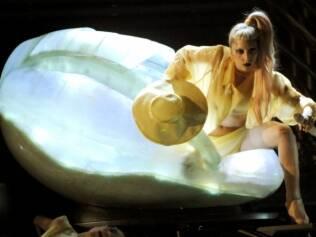 A excentricidade de Lady Gaga