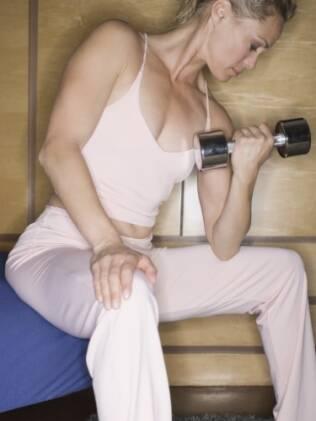 O músculo libera substâncias que combatem a obesidade