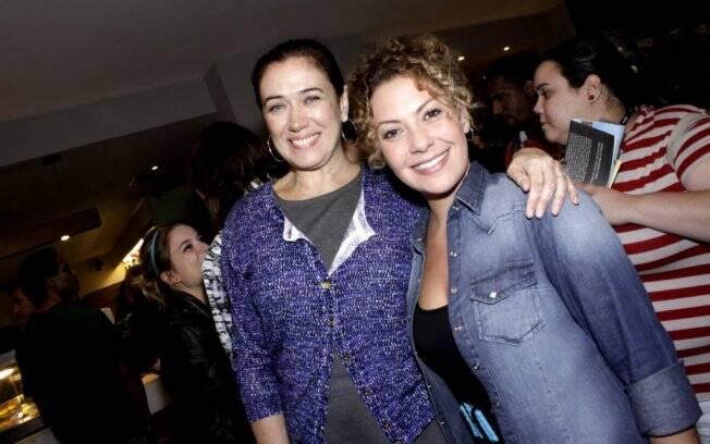 Lilia Cabral e Fabiula Nascimento estão no elenco do filme