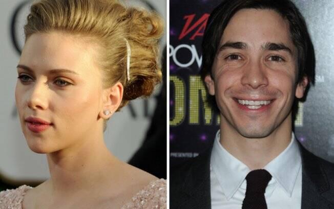 Scarlett Johansson e Justin Long: mais um provável namorado para a atriz