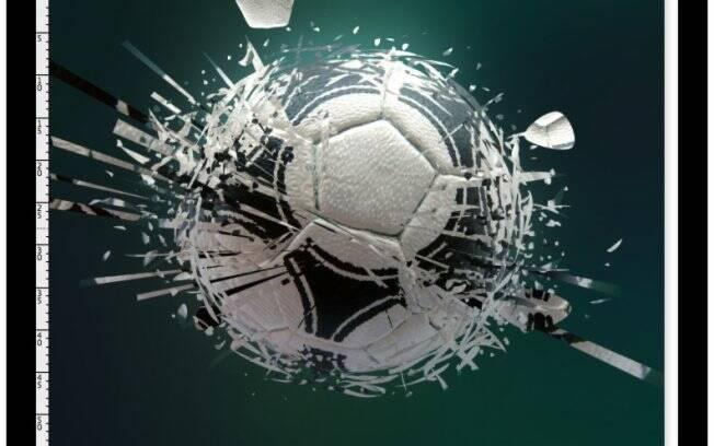 Formas ao entorno da bola aumentam profundidade