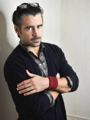 Colin Farrell: geminianos gostam de uma boa conversa e mulheres inteligentes