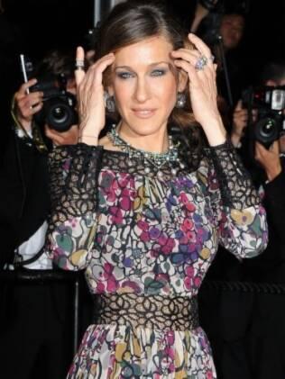 Sarah Jessica Parker em Cannes