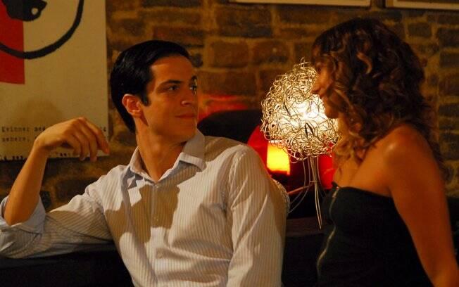 Myrna tenta seduzir Jorge em
