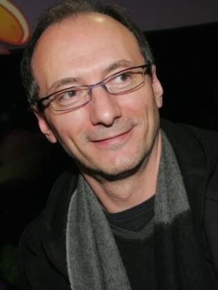 Britto Jr., apresentador de