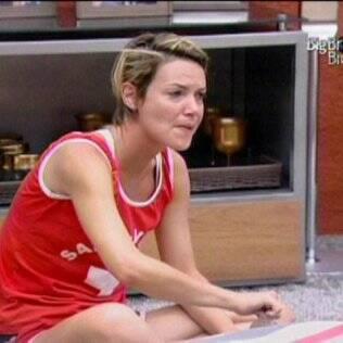 Após participar da Prova Tira Gosto, Diana passa mal