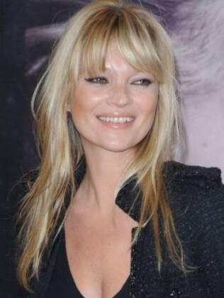 Kate Moss: baladeira
