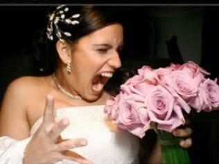 Luana havia feito a cobertura fotográfica completa do casamento, mas um assalto fez com que ela tivesse de se contentar com apenas parte das fotos