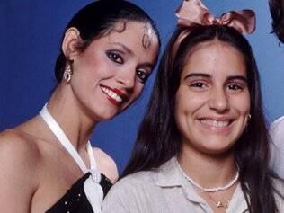 Sônia Braga e Glória Pires: mãe e filha em