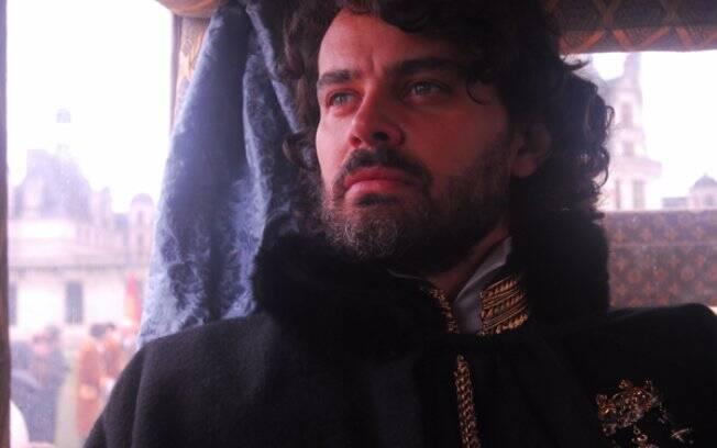 Carmo Dalla Vecchia encarna o Rei Augusto na nova novela das 18h,