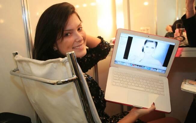 Débora Lyra se despede do posto de Miss Brasil: