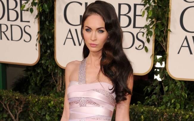 Megan Fox prestigia o Globo de Ouro no domingo, 16 de janeiro