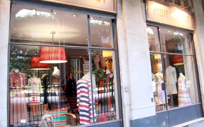 37f196bd8c5 Didier Ludot  o rei do vintage em Paris - Moda - iG